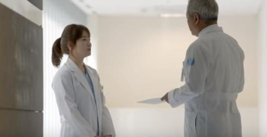 ソン・ヘギョ/カン・モヨン役