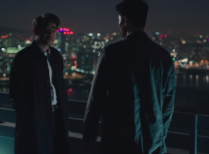 チョン・ジニョン/チャン・テジュン役