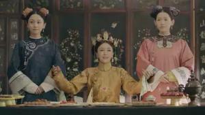 スー・チン/喜塔臘爾晴(ヒタラじせい)役