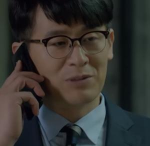 チョン・ジン/ハン室長役