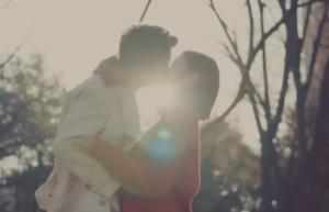 メイキング動画とキム・レウォンの甘い名言集