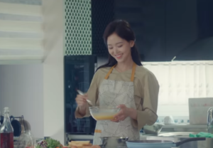 カン・ハンナ/イ・へウォン役