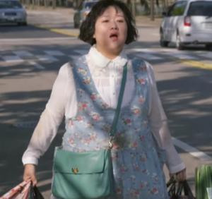 ハン・イェスル/サラ役