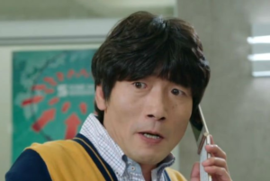 パク・ウォンサン/ビョン・ソンウ役
