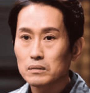 チョ・ヒボン/チョン・ソンシク役