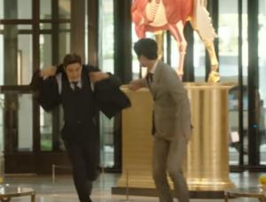 コンミョン/クォン・ジェフン役