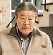 キム・ソンギョム/ユ・シヌ(会長)役