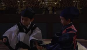イ・ジェリョン/武寧王(ユン)役