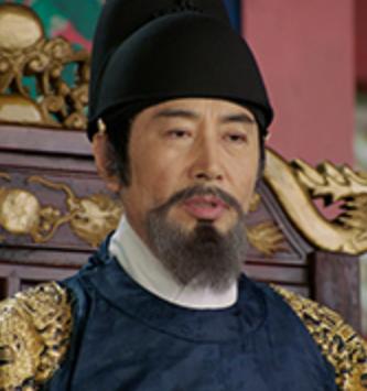 ペク・ユンシク/太宗イ・バウォン役
