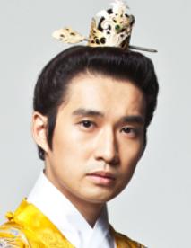 リュ・ドクファン/恭愍王役