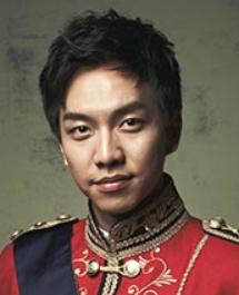 イ・スンギ/イ・ジェハ(第4代王)役