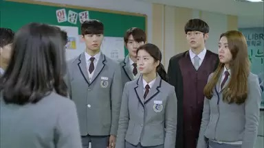 キム・ヒョンス/コ・ソヨン役