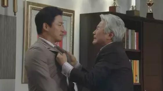 ソ・インソク/オ・サンピル役