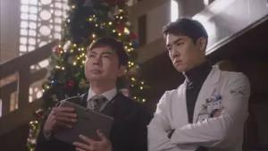 イム・ウォニ/チャン・ギテ役