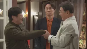 キム・チャンワン/パク・ブハン役