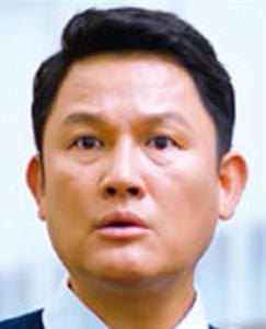 カン・ソンジン/キム社長役