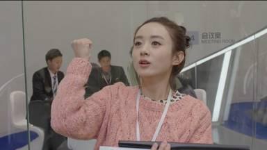 チャオ・リーイン/シャンシャン役