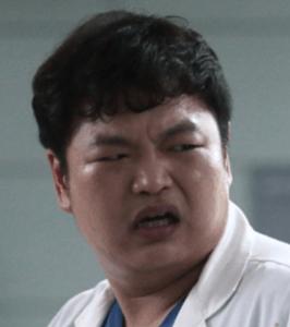 コ・ギュピル/ユ・ミョンヒョン役