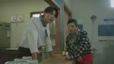 チュ・ウジェ/アンドリュー・カン役
