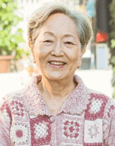 キム・ヨンオク/ハルモ二役