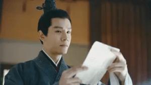 ジン・チャオ/傅筹(ふちゅう)役