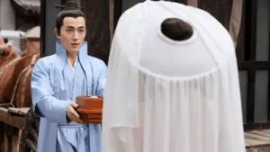 チュー・イーロン/斉衡(せいこう)役