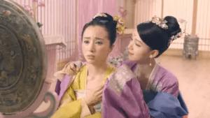 ヤン・アンチ―/揚賢妃(ようけんひ)役