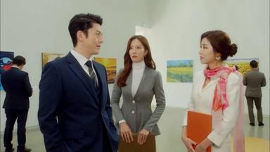 パク・ハンビョル/ユン・マリ役(3話から)