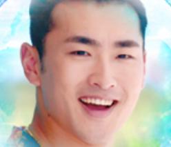 ワン・イェンリン(王彦̪霖)/チュウ・イーヤン(朱一漾)役
