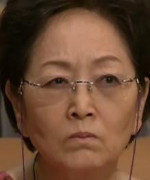 キム・ヨンオク/ハンギョルの祖母役