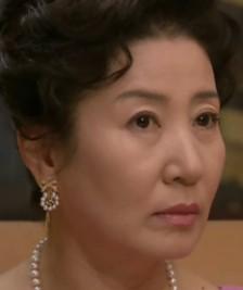 キム・ジャオク/ハンギョルの母役